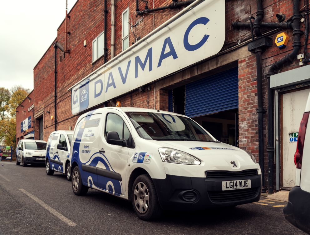Davmac AAG business